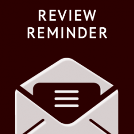 Automated Review Reminder