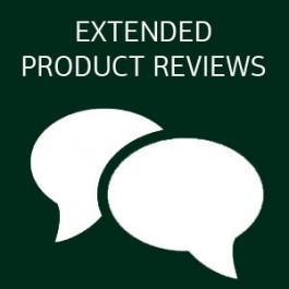 Extended Product Reviews extension by Magesty