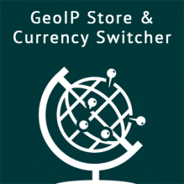 Magento GeoIP Store and Currency Switcher by MagestyApps