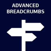 Advanced Breadcrumbs plugin for Magento