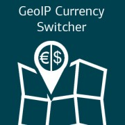 GeoIP Currency Switcher - automatically change currency in magento