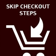 Skip Checkout Steps magento extension by MagestyApps